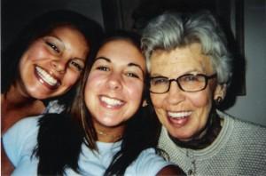 Sarah, Ali, Mor Mor 2002ish