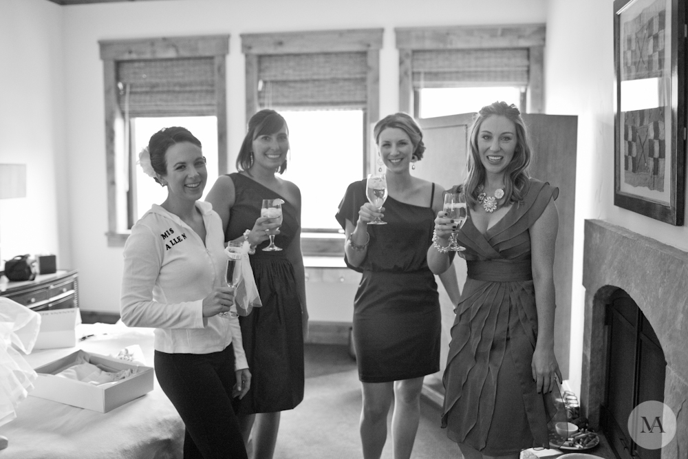 Bridesmaids. Photo credit: www.mattalbertsphotography.com