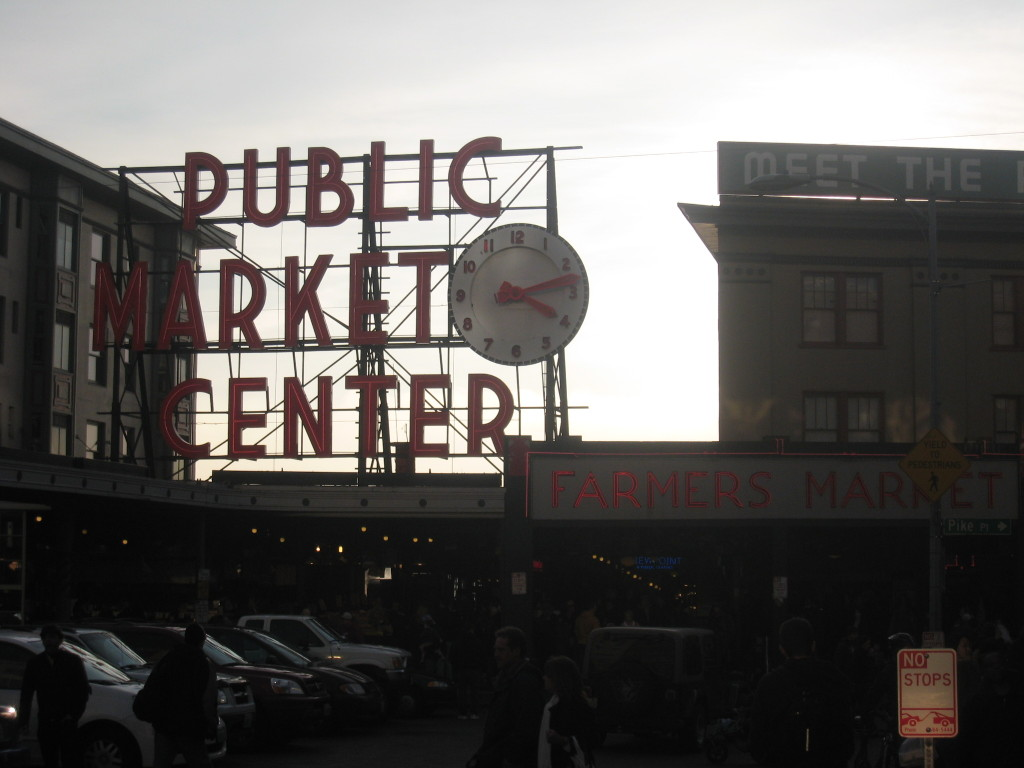 We lived next door to the Pike Place Market and it certainly has its perks; however, the allure sure fades after a while.