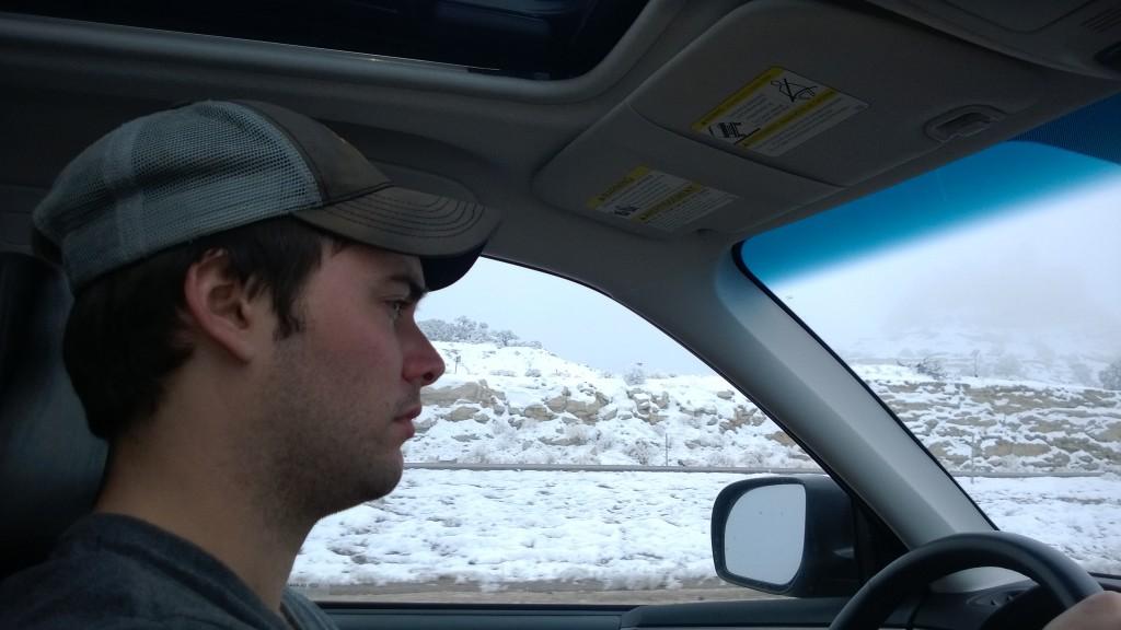 Long drive!