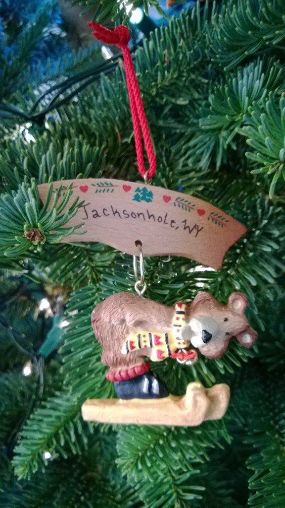 Jackson Hole ornament