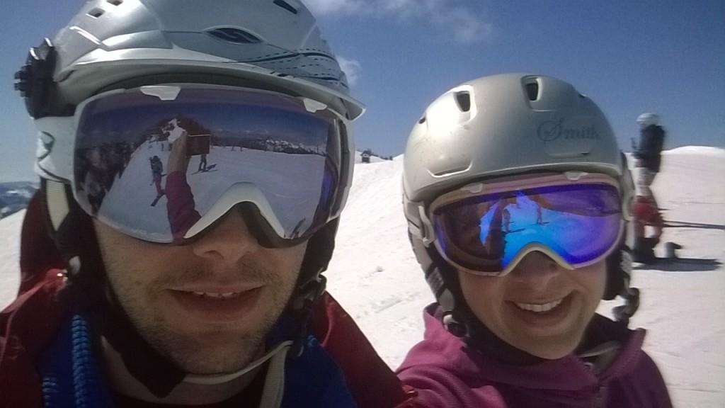 See ya later ski season!