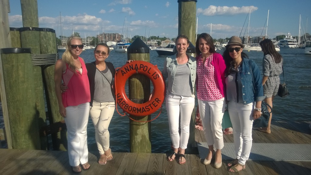 {I spent a weekend in DC and Baltimore celebrating my sister in-law's bachelorette party}