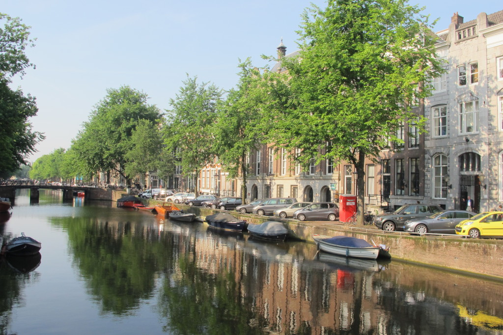 {Our nearly month-long trip ended in one of our new favorite cities: Amsterdam!}
