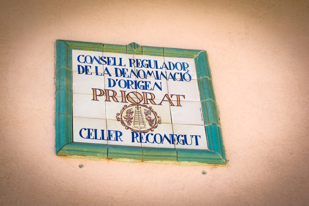 {Welcome to the Priorat!}