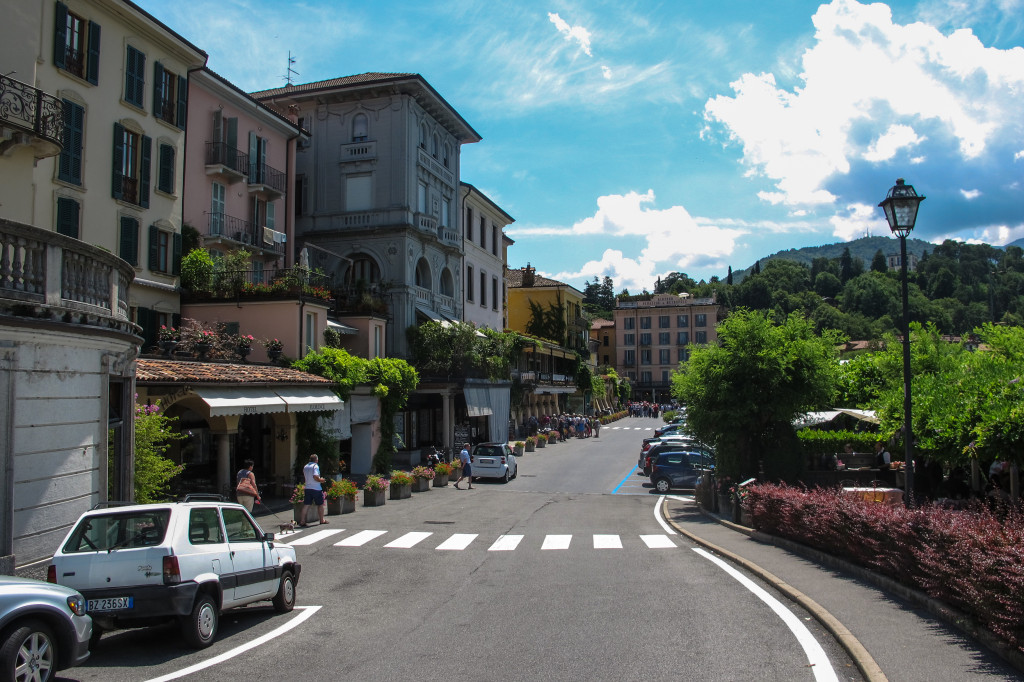 {Bellagio, one of the infamous villages on Lake Como}