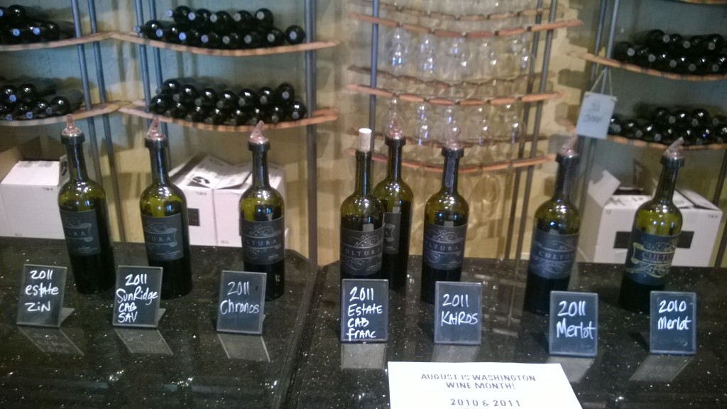{Cultura Winery}