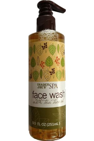 TJs face wash