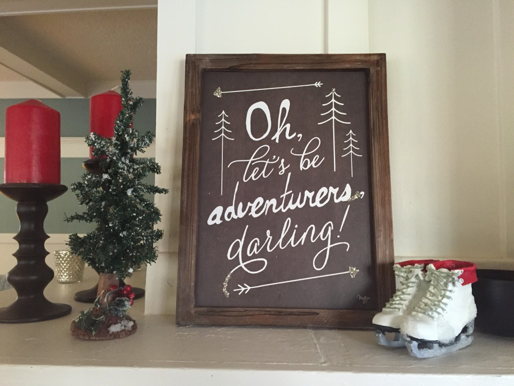 {I just adore this sign from Carrie!}