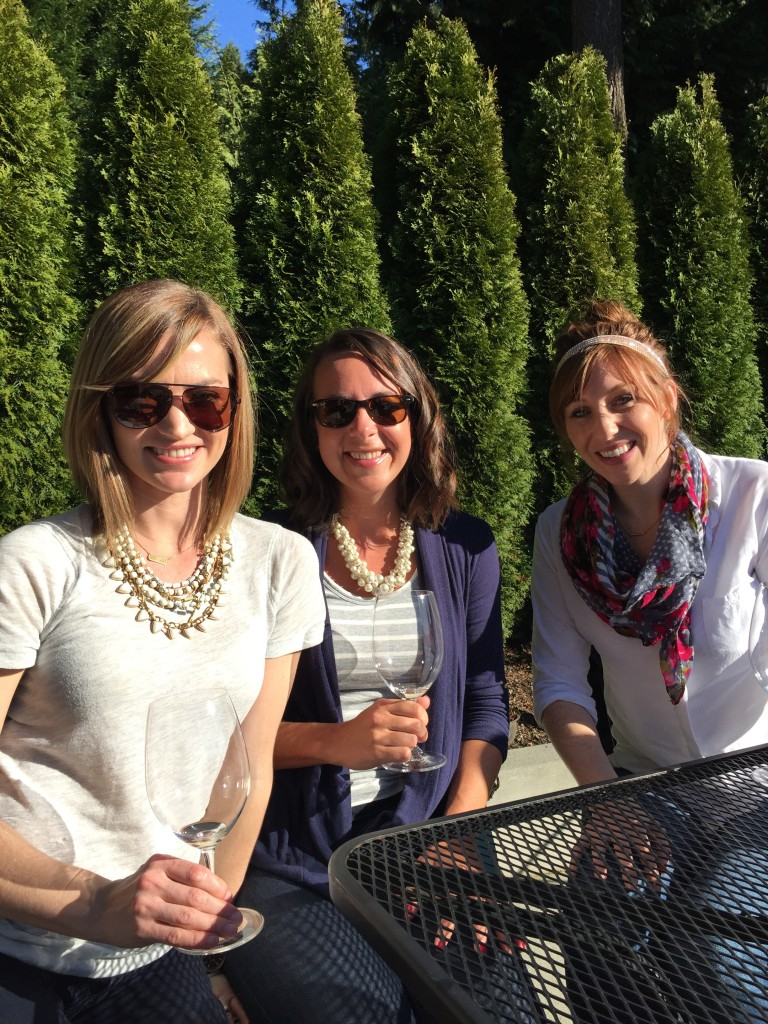 {so thankful for these beauties! what an awesome day we had in Woodinville!}