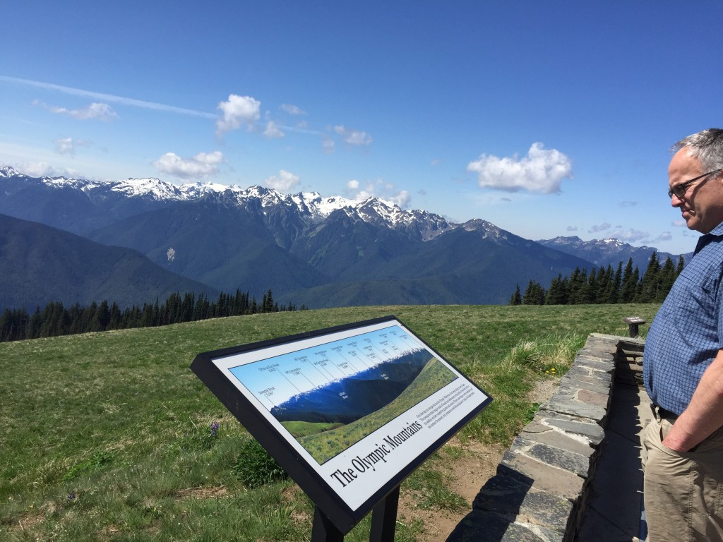 {Hurricane Ridge}