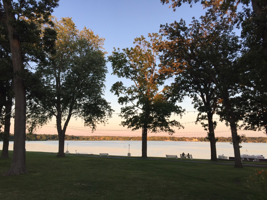 {Lake Delavan, Wisconsin}
