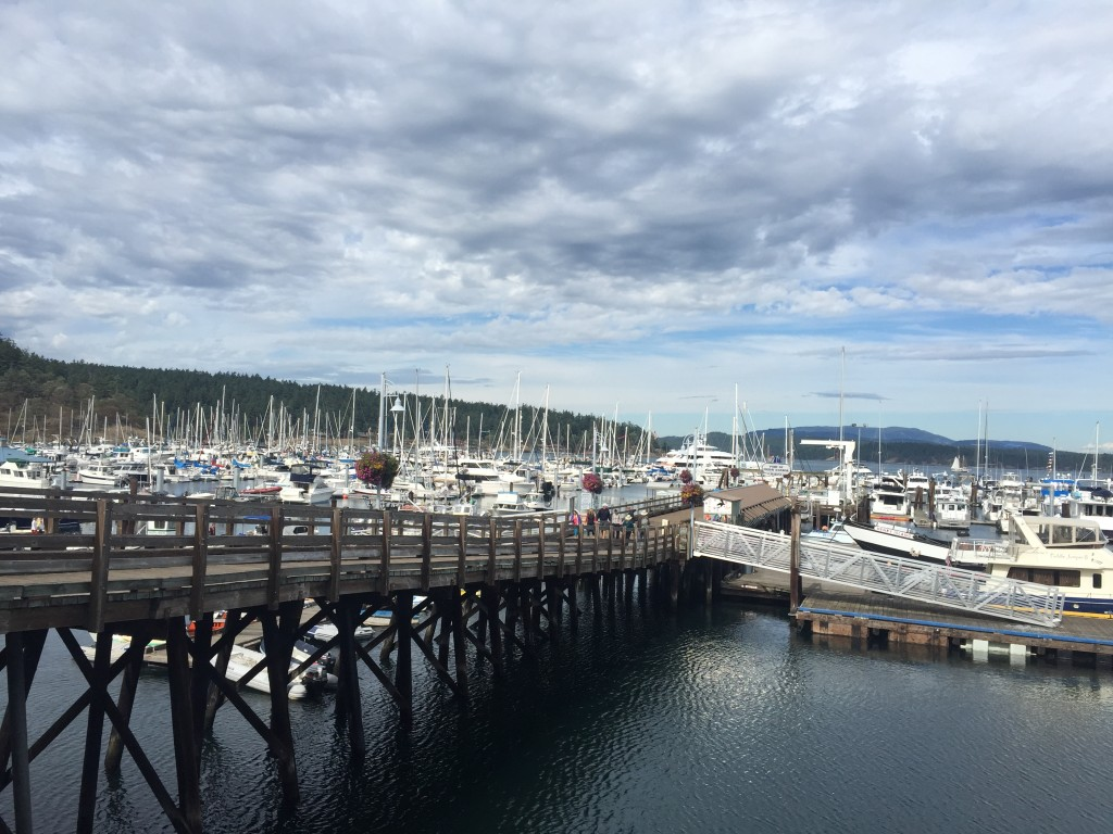 {Friday Harbor}