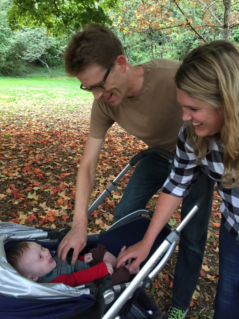 {super adorable and unbelievably happy little family!}