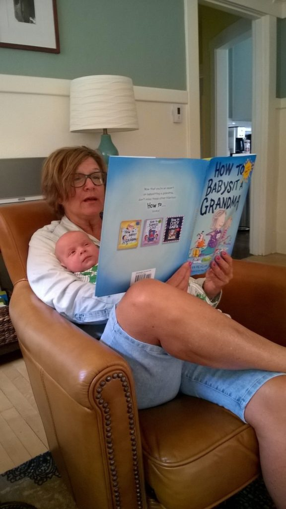 {Story time with Grammie!}